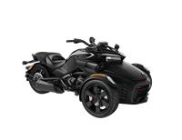 SPYDER F3S 1330 ACE MONOLITH BLACK 22