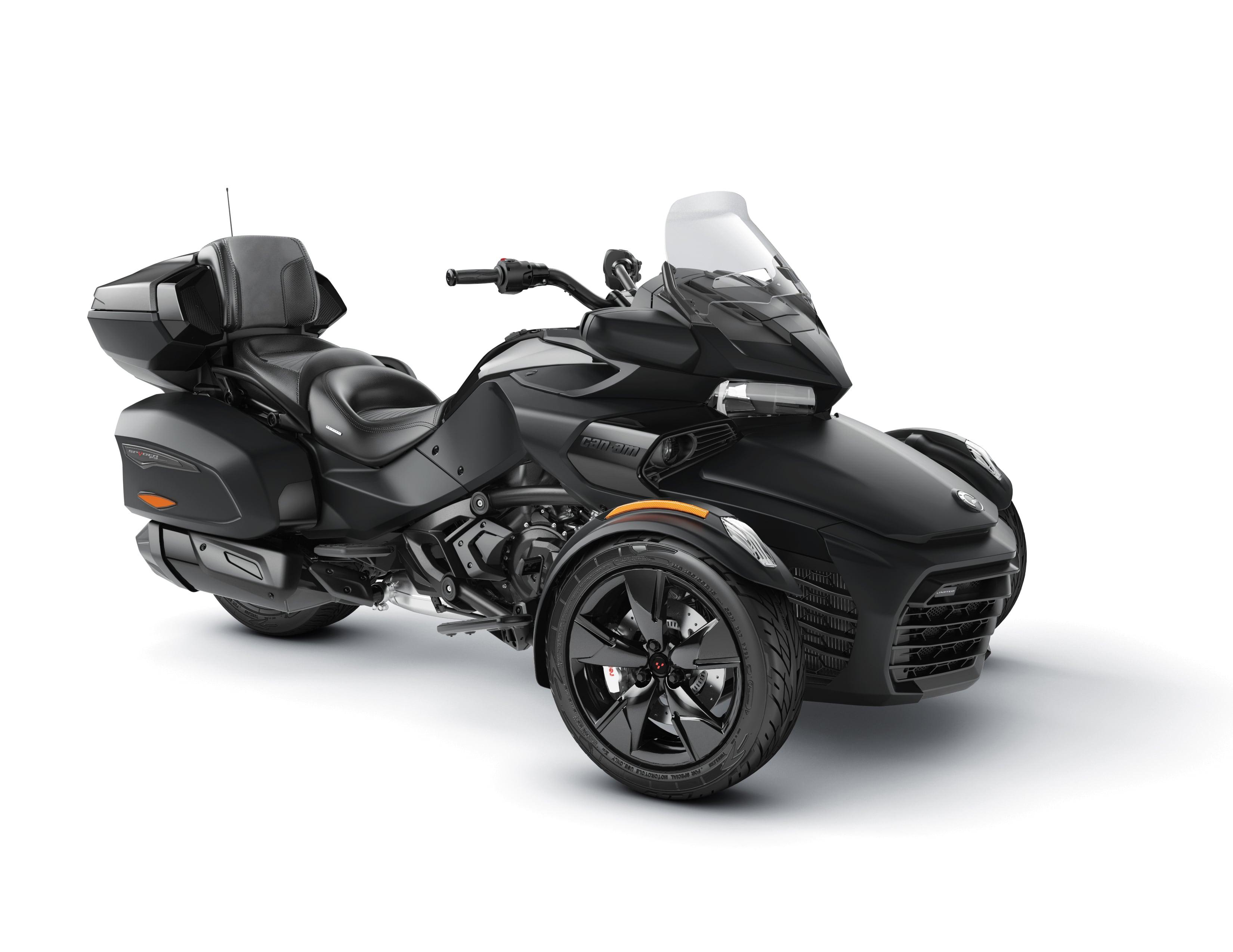 SPYDER F3LTD 1330ACE MONOLITH BLACK 2022