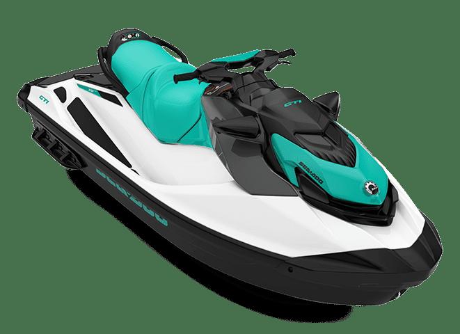 GTI 130 WHITE REEF BLUE 2022