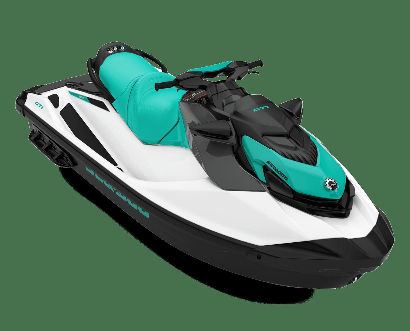 GTI 90 WHITE REEF BLUE 2022