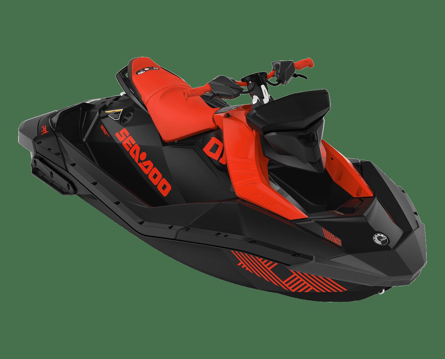 SPARK 2UP 90 IBR TRIXX RED BLACK 2022