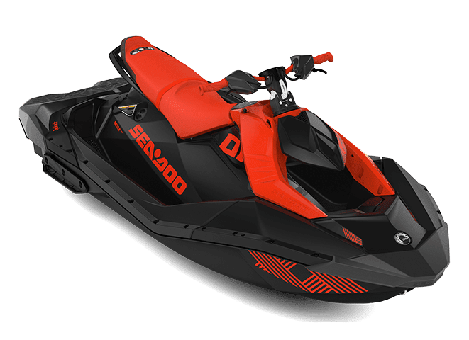 SPARK 3UP 90 IBR TRIXX RED BLACK 2022