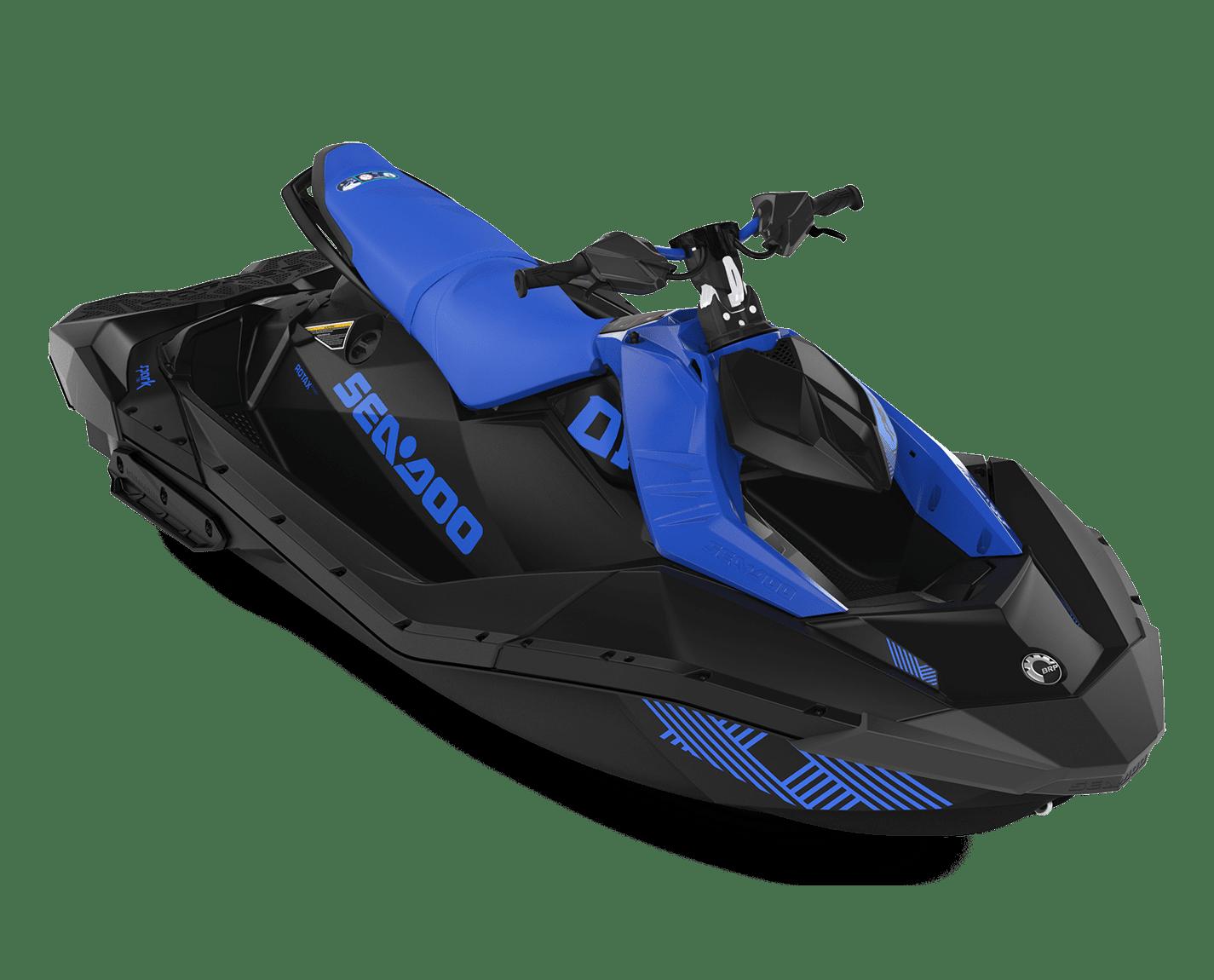 SPARK 3UP 90 IBR TRIXX BLUE BLACK 2022