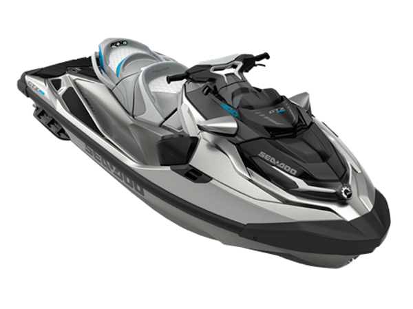 GTX LTD 300 LIQUID GREY METALLIC & BEACH BLUE 2021