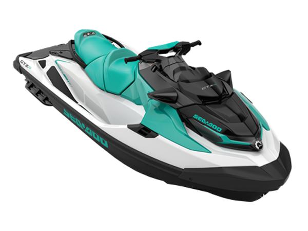 GTX PRO RENTAL 130 WHITE & REEF BLUE 2021