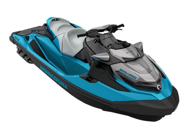 GTX STD 170 BEACH BLUE METALLIC & LAVA GREY 2021