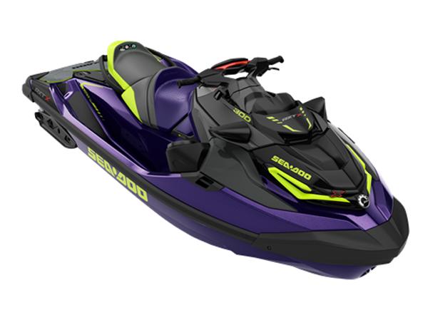 RXT X RS AUDIO 300 PREMIUM MIDNIGHT PURPLE 2021