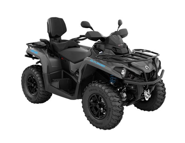 OUTLANDER MAX XT T 570 T3B IRON GRAY & OCTANE BLUE 2021