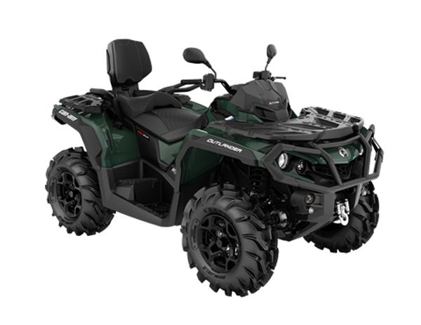OUTLANDER MAX XU+ T 570 T3B TUNDRA GREEN 2021