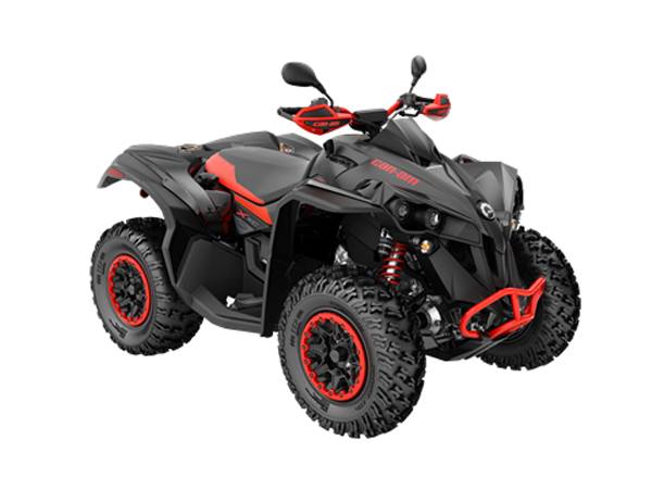 RENEGADE X XC T 1000 T3B BLACK & CAN-AM RED 2021