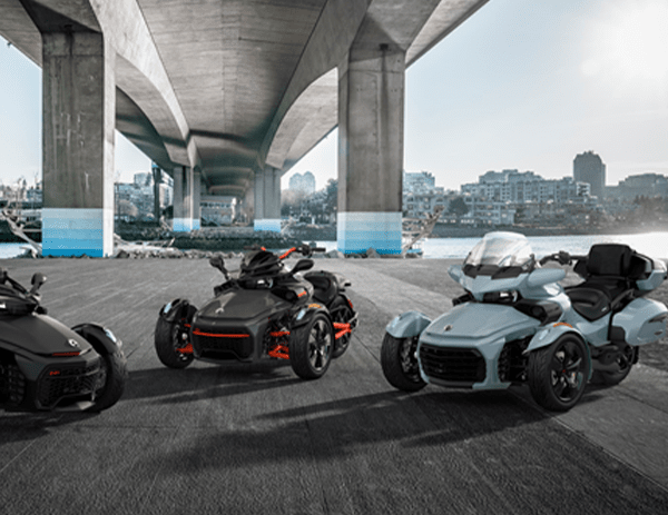 CAN-AM SPYDER F3 S 1330 ACE GRAVITY GREY EDITION SPECIALE 2021