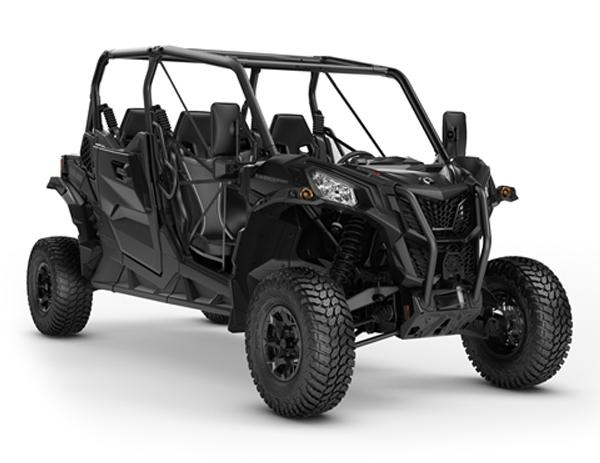 MAVERICK SPORT MAX DPST1000R T2B TRIPLE BLACK 2021